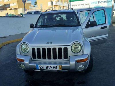 usado Jeep Cherokee 2.5TD Sport