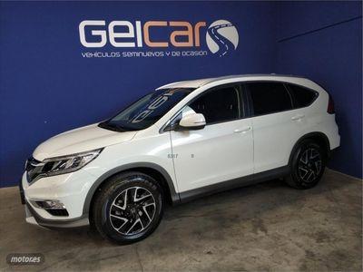 gebraucht Honda CR-V 1.6 iDTEC 88kW 120CV 4x2 Elegance Nav
