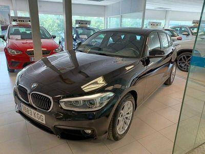 usado BMW 116 d EfficientDynamics -