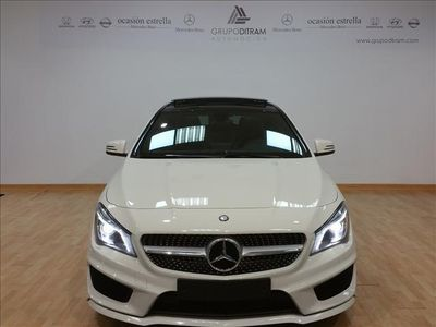 usado Mercedes 200 CLA Shooting Brake CDI AMG Line