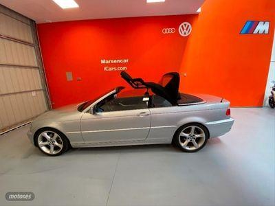 usado BMW 318 Cabriolet