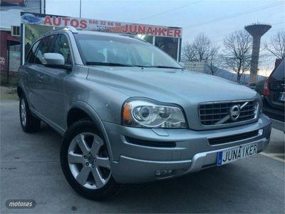 gebraucht Volvo XC90 D5 Summum 7pl. AWD Aut.200