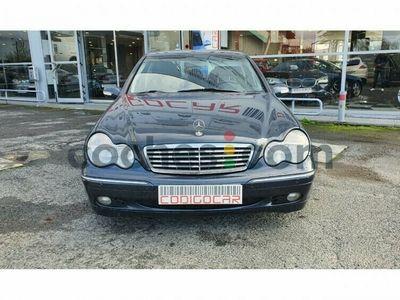 usado Mercedes C270 Clase CCdi Elegance 170 cv en Lugo