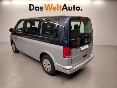 usado VW Caravelle 6.1 Origin Batalla Corta 2.0 TDI EU6 SCR BMT 81 kW (110 CV) 5 Vel.