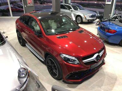 usado Mercedes GLE63 AMG AMG Clase Coupé C292 Coupé S 4Matic Aut.