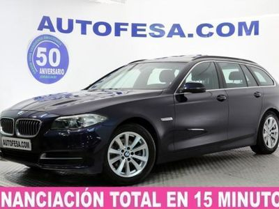 usado BMW 520 520 Touring d 184 5p Auto #IVA DEDUCIBLE,TECHO