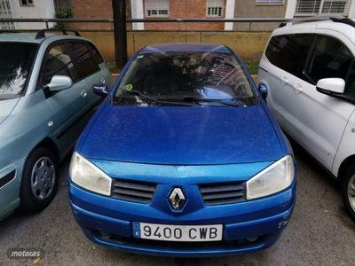 usado Renault Mégane CONFORT AUTHENTIQUE 1.6 16v