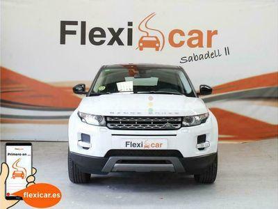 usado Land Rover Range Rover evoque 2.2l Sd4 Pure Tech 4x4 190 Aut. 190 cv
