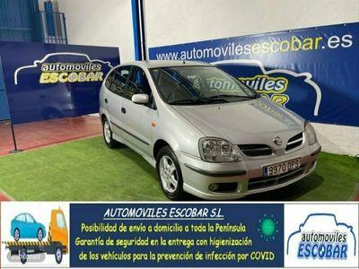 usado Nissan Almera Tino 2.2dCi 112 Visia CAM