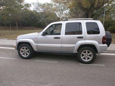 brugt Jeep Cherokee 2.8crd Sport