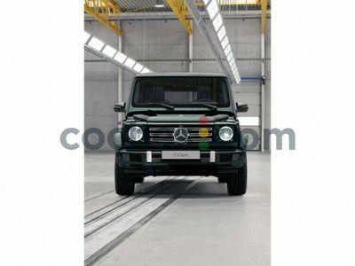 usado Mercedes G400 Clase GD 4matic 9g-tronic 330 cv en Madrid