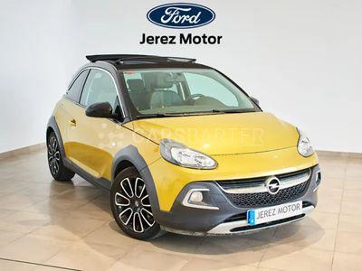 usado Opel Adam 1.0 XFT Rocks 85 kW (115 CV) 3p