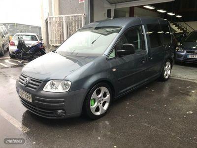 usado VW Caddy Life 1.9 TDI 105cv 5 plazas