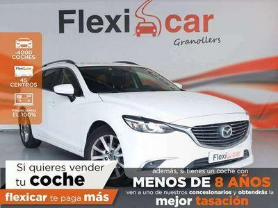 usado Mazda 6 62.2 DE 150cv Style WGN