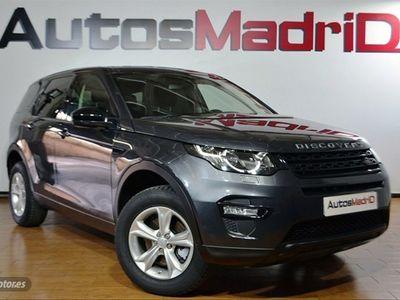 usado Land Rover Discovery 2.0L eD4 110kW 150CV 4x2 SE