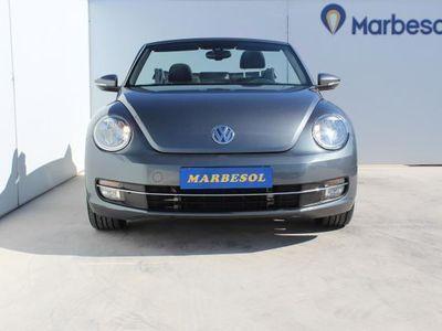 gebraucht VW Beetle NewCabrio 2.0 Cabrio