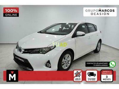 usado Toyota Auris 1.8 VVT-I HYBRID ACTIVE 5P