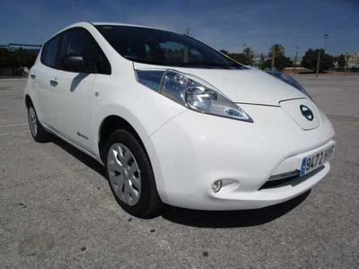 usado Nissan Leaf ACENTA 24 KM REESTRENO 17214 KM. UN SOLO PROPIETAR