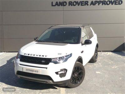 gebraucht Land Rover Discovery 2.0L TD4 150CV 4x4 SE