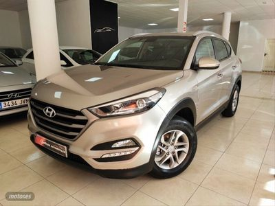 usado Hyundai Tucson 1.6 GDi BlueDrive Klass 4x2