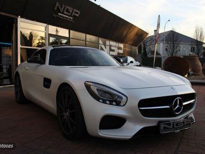usado Mercedes AMG GT 4.0 V8