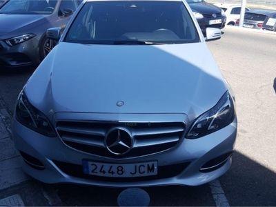 gebraucht Mercedes E220 Clase EBlueTEC Avantgarde