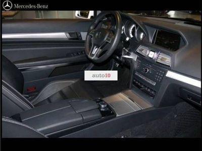 usado Mercedes E350 Coupé BlueTec Aut. 9G, Paquete AMG, Techo pano,NAV