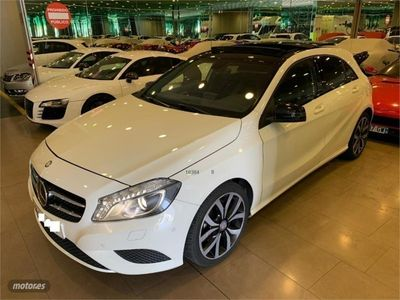 gebraucht Mercedes A220 Clase ACDI 4Matic Aut. AMG Line