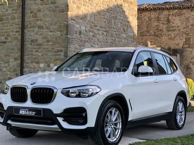 usado BMW X3 Xdrive 20da 190 cv en Navarra