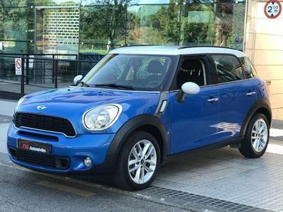 usado Mini Cooper S ALL4 184