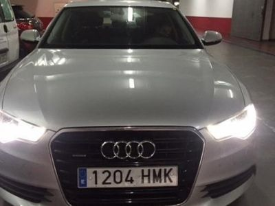 usado Audi A6 3.0TDI quattro S-Tronic 245/acepto vehiculo