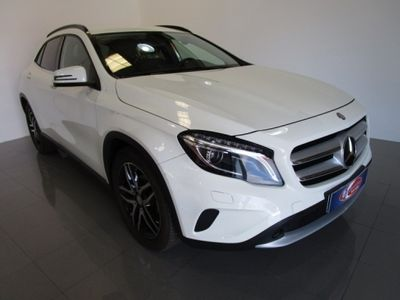 usado Mercedes GLA200 ClaseCdi Style