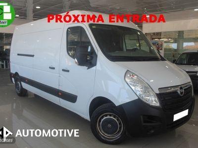 usado Opel Movano Fg. 2.3CDTI 130 L3H2 3500 E5+