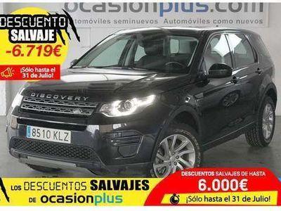 usado Land Rover Discovery Sport 2.0TD4 Pure 4x4 Aut. 150