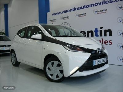 usado Toyota Aygo 1.0 70 xplay business