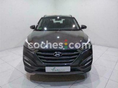 usado Hyundai Tucson 1.7CRDI BD Klass Nav 4x2