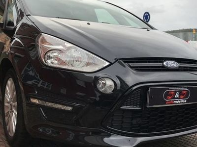 usado Ford S-MAX 2.0TDCI Limited Edition 140