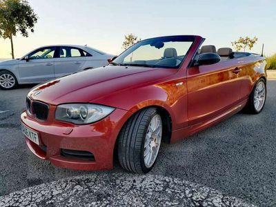 usado BMW 135 Cabriolet Serie 1 E88 Cabrio