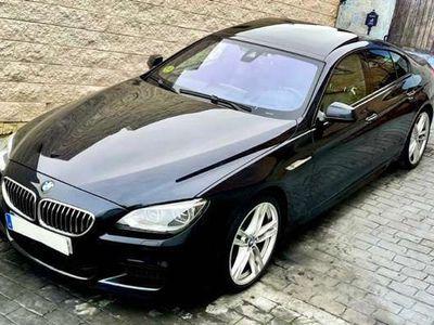 usado BMW 640 Serie 6 F06 Gran Coupé Diesel Gran Coupé xDrive M