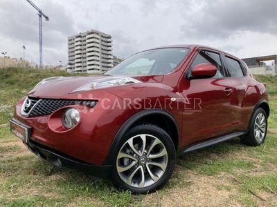 usado Nissan Juke 1.6i Tekna Sport CVT