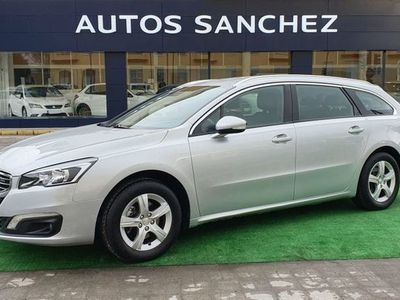 usado Peugeot 508 SW 2.0HDI Active 140
