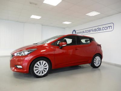 used Nissan Micra 1.5dCi Acenta