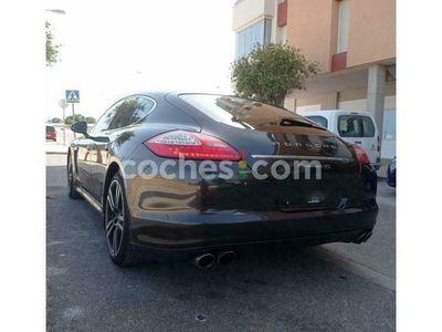 usado Porsche Panamera 4S Aut. 400 cv en Almeria