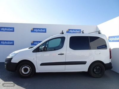 usado Citroën Berlingo Multispace LIVE BlueHDi 55KW 75CV