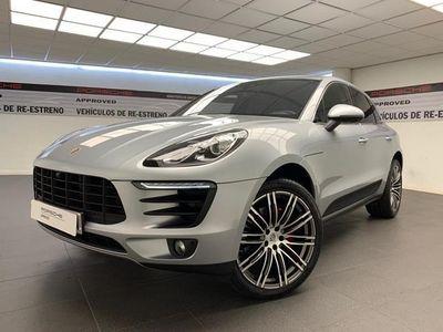 "usado Porsche Macan S DIESEL/NACIONAL/APPROVED/CERTIFICADO/LLANTA 21""/"