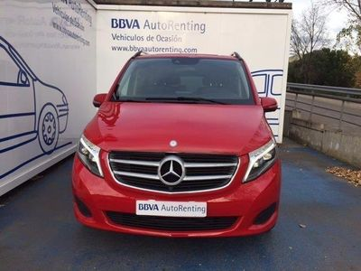 usado Mercedes 220 V V-CLASS FWCDI AVANTGARDE LARGO 163cv
