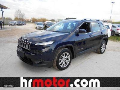 gebraucht Jeep Cherokee 2.0D Longitude 4x2 103kW