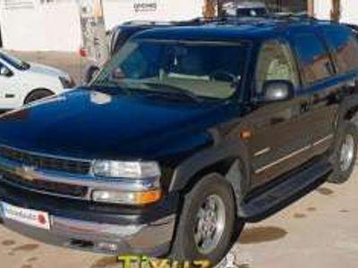usado Chevrolet Tahoe Gasolina