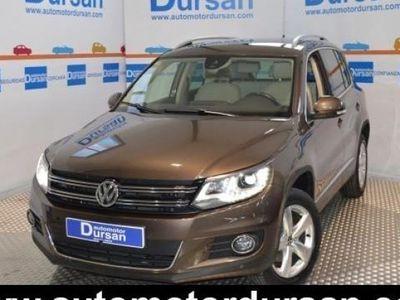 usado VW Tiguan Tiguan2.0 TDI *Techo panor&