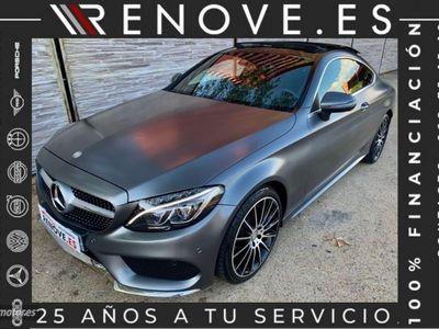 usado Mercedes 300 Clase C C CoupeAMG Line